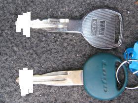 ホンダ ロゴ 鍵