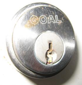 ゴール 折れ鍵