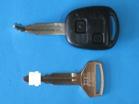 ダイハツ 作り直した鍵