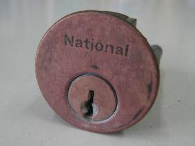 ナショナル 本締錠