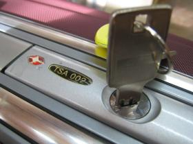 TSA 鍵完成