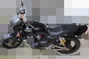 カワサキ ZRX バイク 鍵無くした 紛失鍵作製(北中城村)