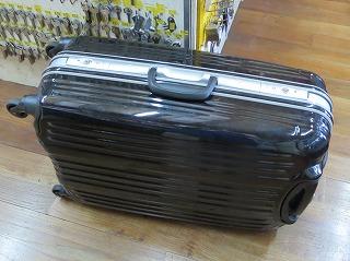 スーツケース TSA 鍵紛失 鍵作製(持ち込み)