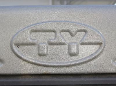 タクボ 物置 TY マーク ロゴ