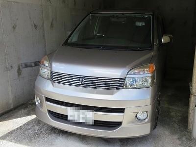 トヨタ VOXY ヴォクシー 鍵なくした 紛失鍵作製 宜野湾市