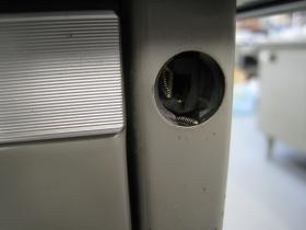 コクヨ 壊れた鍵穴