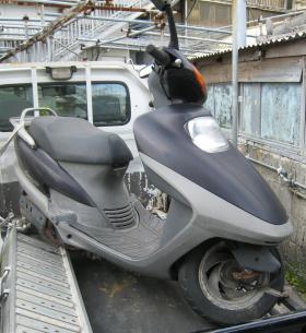 ホンダ spacy125