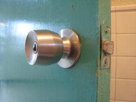サージェント円筒錠