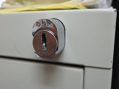 鍵穴 DSK A数字3桁