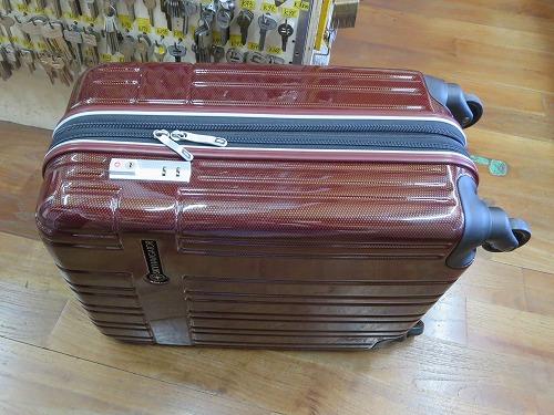 スーツケース 新しい
