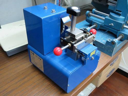 合鍵複製機 キーマシン FC-34