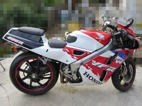 ホンダ バイク VFR400R NC30
