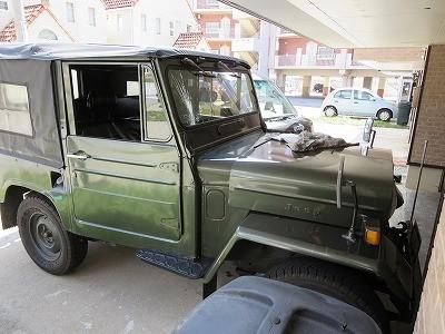 三菱 Jeep ジープ 鍵なくした 紛失鍵作製 北谷町