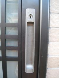 戸先 鍵穴