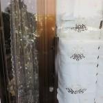 店舗のガラス戸に新規でカギ取付 宜野湾市