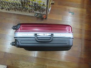 スーツケース TSA 鍵を無くした 鍵作製(持ち込み)