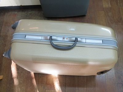 スーツケース TSA002 鍵なくした 紛失鍵作製 店頭持込
