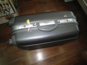 スーツケース TSA 紛失鍵作製