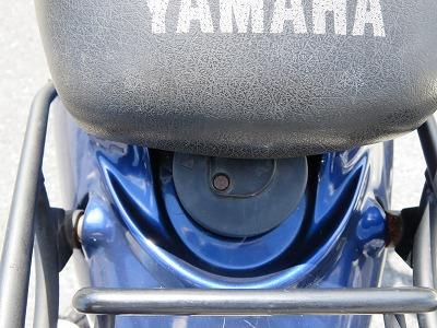 ヤマハ BJ BASIC JOG ガソリンキャップ