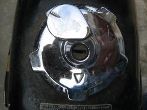 ホンダ CD50 ガスキャップ
