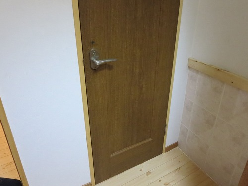 室内ドア 木製