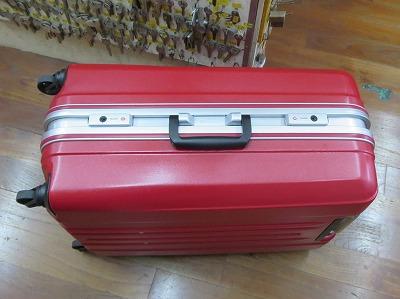 スーツケース SUNCO TSA002 鍵なくした 紛失鍵作製 持込