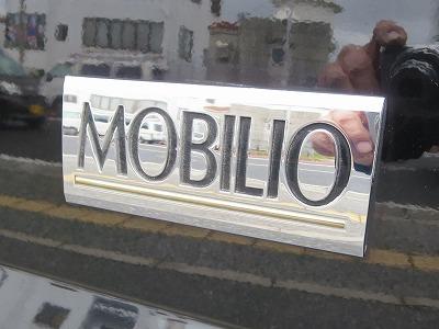 ホンダ モビリオ MOBILIO ロゴ