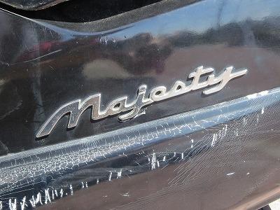 マジェスティのロゴ