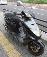 ヤマハ シグナス125 バイク 鍵無くした 紛失鍵作製