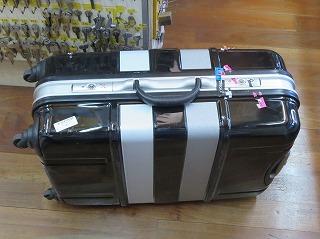 旅行カバン スーツケース 鍵を無くした 紛失鍵作製(持ち込み)