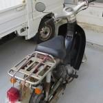 ホンダ バイク カブ CUB 紛失鍵作製 宜野湾市