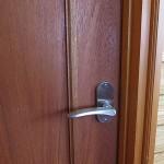 室内ドアにカギを新規取付 宜野湾市