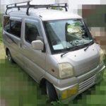 三菱 軽自動車 タウンボックス 鍵なくした 紛失鍵作製 沖縄市