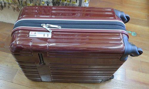 スーツケース TSA007 鍵なくした 紛失鍵作製