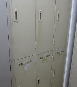 ロッカー X数字3桁 鍵なくした 紛失鍵作製 宜野湾市