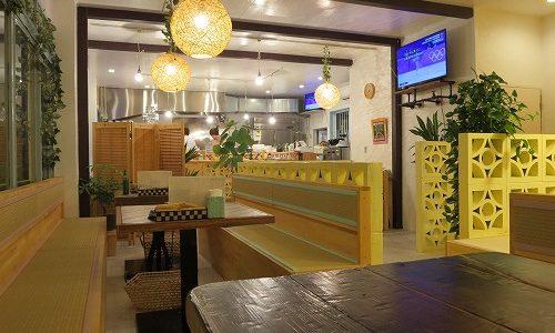 宜野湾市野嵩の「おまめぼうや。食堂&CAFE」に行ったよ。お勧め!!!
