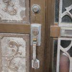 玄関ドアのカギ ゴール GOAL AD G・F 交換 宜野湾市