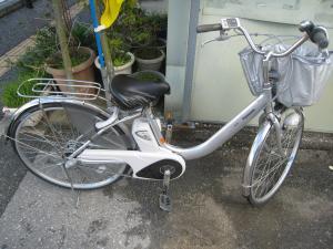 パナソニック 電動自転車の合鍵