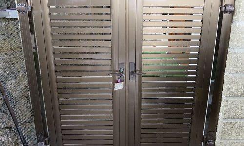 門扉の鍵 なくした 紛失鍵作製 TOEX 北中城村