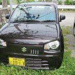 スズキ アルト 平成27年式 車の鍵なくした 紛失鍵作製 中城村