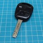 トヨタ セルシオのイモビライザーキーの合鍵を作製しました
