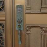 玄関の鍵が空回り ALPHA アルファのケース交換 南城市