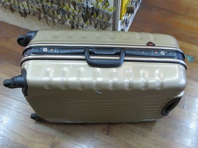 スーツケース 旅行カバン 鍵をなくした 紛失鍵作製 TSA002